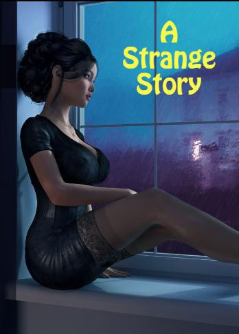 Скачать порно игру A Strange Story на Android