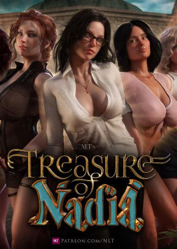 Скачать игру Treasure of Nadia для Android